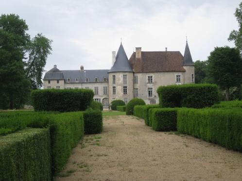 Chateau de Ricey-Bas