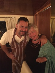 Chef and me