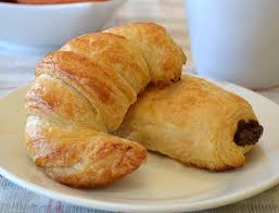 Croissant and Pain au Chocolate