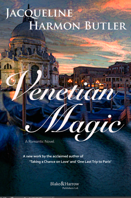 Venetian Magic cover #2