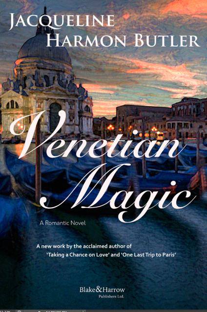 Venetian Magic cover #2